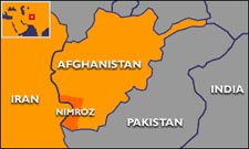 District governor shot dead in southern Afghanistan