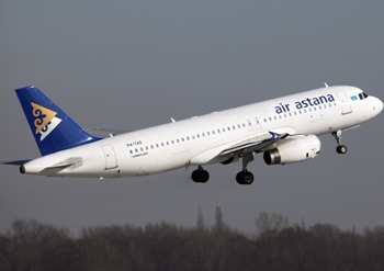 Air Astana signs code-share agreement with Air India
