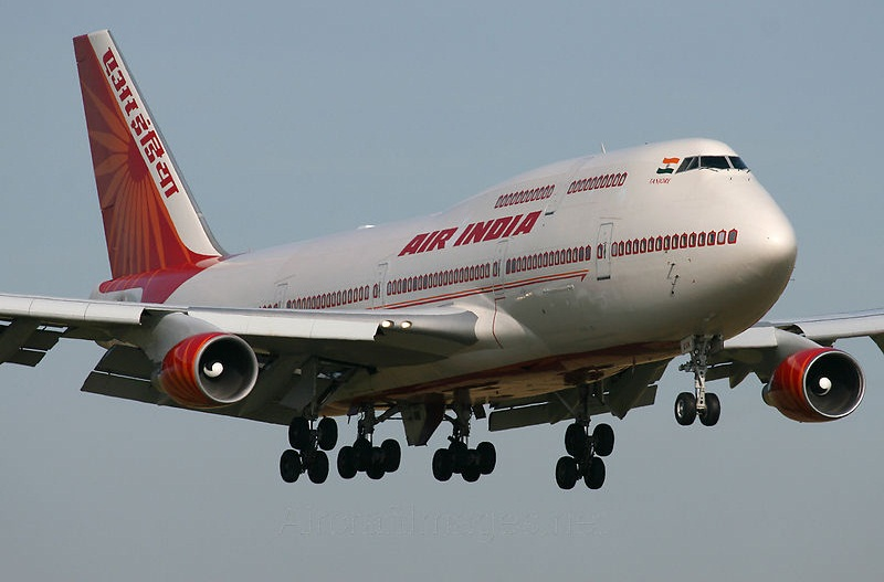 Download this Air India Flight Makes Emergency Landing Nagpur picture
