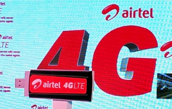 Airtel launches 4G services in Kolkata, first in India