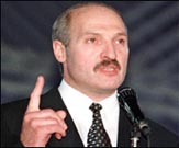 Italy to urge Belarus' President Lukashenko to respect human rights