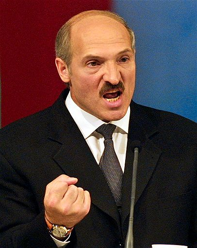 "Belarus leader Lukashenko fed up with Eurovision ""rubbish"""