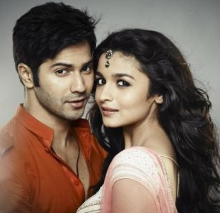 Mumbai  May 26   Varun Dhawan and Alia Bhatt - the lead pair of Karan    Varun Dhawan And Alia Bhatt In Love