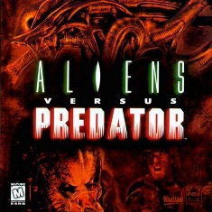 Alien vs Predator tops charts