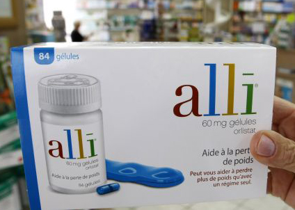 Weight-loss drug Alli recalled