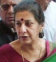 Ambika Soni slams Kerala for 'guiding' government news