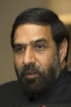 India want protection, safe passage for civilian Tamils: Anand Sharma
