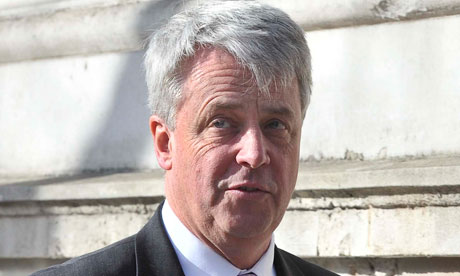 Lansley dismisses suggestions that reforms caused fall in NHS approval ratings