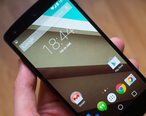 Android Lollipop may be Google's next Operating Software