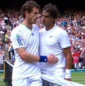 Andy Murray, Rafael Nadal