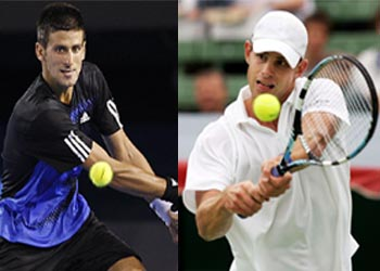 Roddick rolls Djokovic for Indian Wells semi-final spot