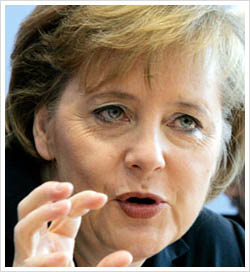 Polish poll on EU presidency: Merkel before Blair, Barroso, Sarkozy