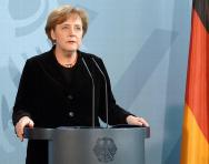 Merkel demands movement from India and China on climate