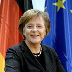 German Chancellor begs President to remain in office