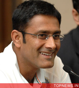 Kumble sees bright future for Indian cricket under Dhoni