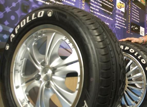 Apollo Tyres' market value slips by a third in just 2 days