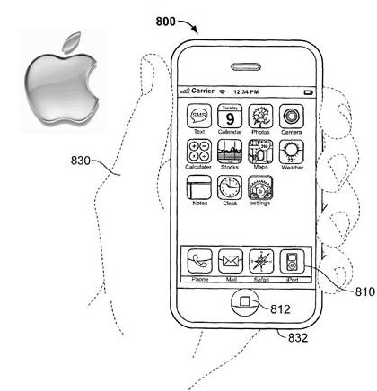 Apple-Biometric-iphone