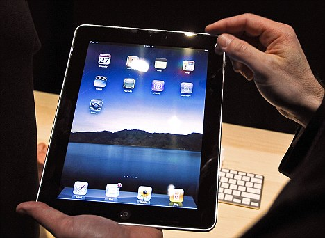 450,000 Apple iPad devices sold in just 5 days