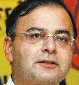 Jaitley slams Kashmir working group report