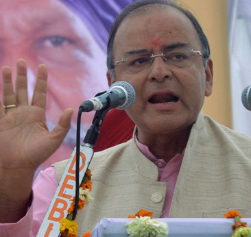Foul language against Modi started by Sonia, says Jaitley