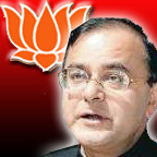 Arun Jaitley attends BJP function