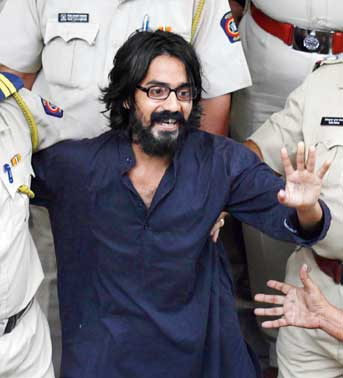 PCI chairman defends cartoonist Trivedi; police agrees to give up his custody