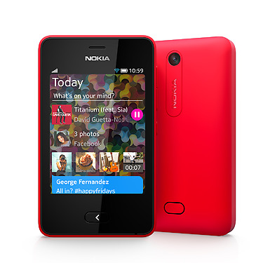 Nokia launches new Asha 501 in India