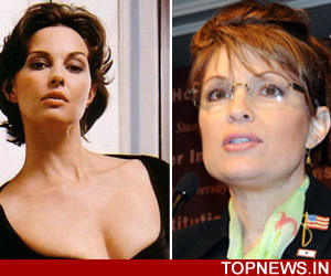 Ashley Judd slams Sarah Palin for 'promoting aerial killing of wolves'
