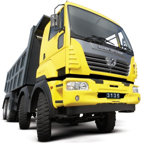 Ashok Leyland up 4% in BSE