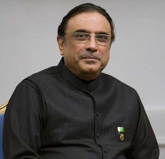 Zardari proposes to lift Governor's rule in Punjab