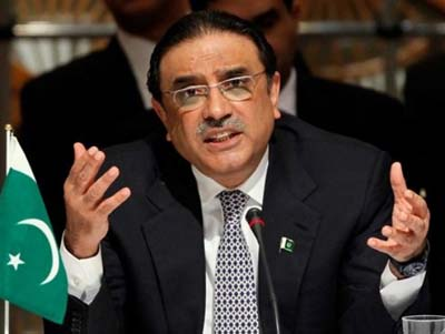 Zardari asks PM to review corruption-waiver list