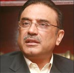 Zardari rebukes reports about Pak mediating in secret US-Taliban talks