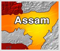 Assam Journalists Federation takes out a march against terrorism