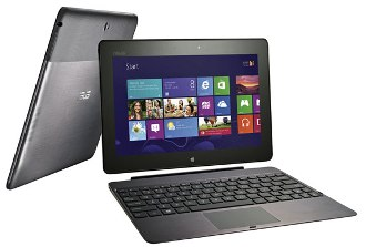 Asus unveils Windows 8-based 10.1-inch VivoTab tablet