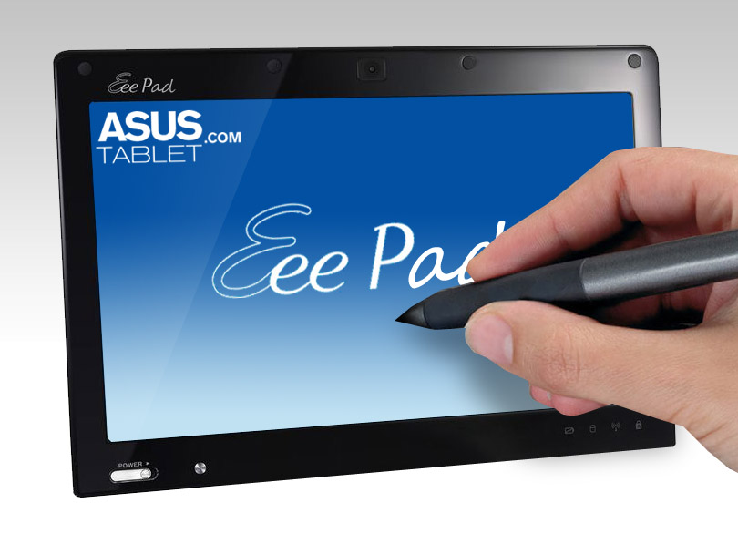 Asus to release second generation Eee Pad Transformer tablet in October