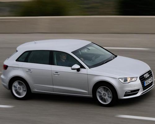 Audi A3 Sedan to be launched in India today