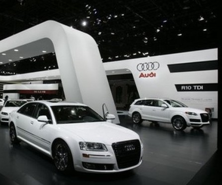 Audi A6 Interior. Audi A6 Interior