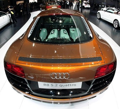 Audi gaining substantial ground in China