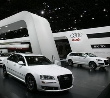 Audis Latest Showroom In India TopNews - Audi car showroom