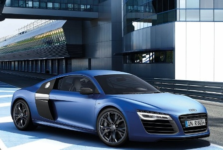 Audi launches new R8 model in India