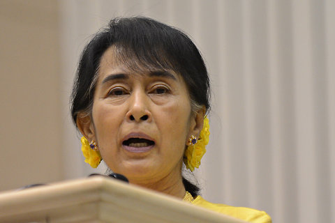 Suu Kyi says she and Jawaharlal Nehru had many things in common