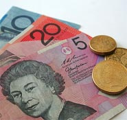 Australians told to consider themselves lucky in recession