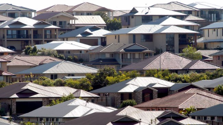 Australia's property market continues to rise