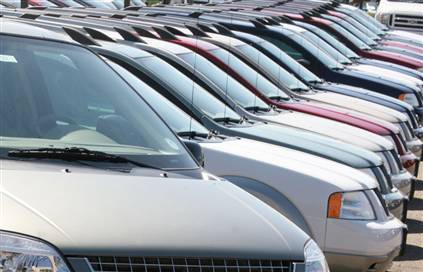 Auto sales pick up in August
