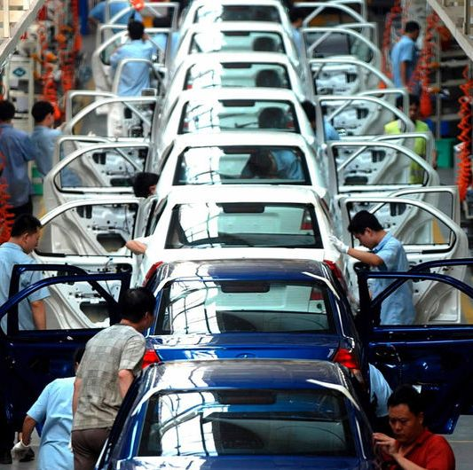 Automotive industry research papers