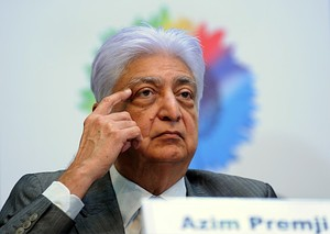 Azim Premji transfers shares worth Rs 12,300 crore to foundation