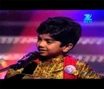 10-year-old Azmat wins 'L'il Champs'