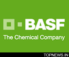 Chemical giant BASF reports 1st quarter slump in earnings