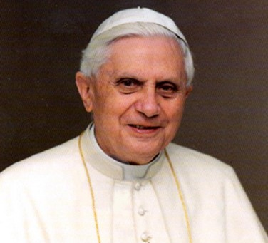 A Catholic priest in Massachusetts call for Pope Benedict XVI to step down