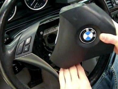 BMW air bags
